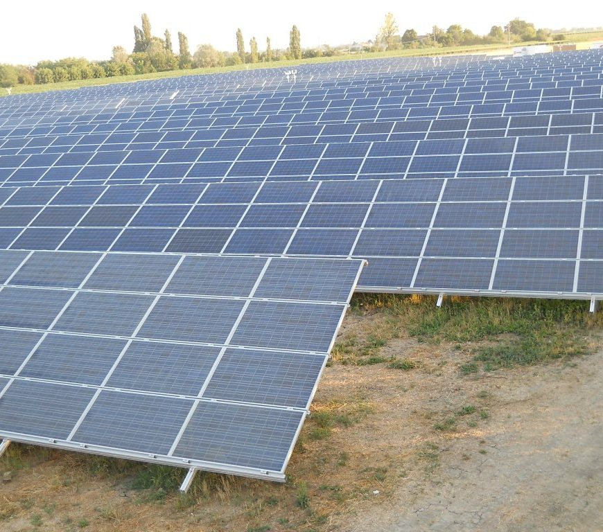 Farm Energy secures financing for the PV plant in Scalenghe